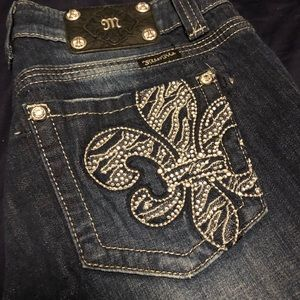 Miss me bootcut jeans, NWOT never worn